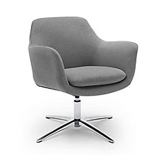 Low Back Swivel Lounge Chair, CH52120