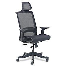 La-Z-Boy Moorland Mesh Chair with Headrest, CH52413