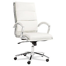 Neratoli Vinyl High-Back Chair, CH50800