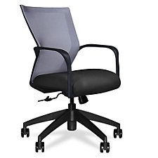 Run Four-Way Stretch Mesh Mid Back Conference Chair, CH51347