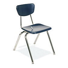 "16"" Stack Chair 2nd-4th Grades, CH50908"