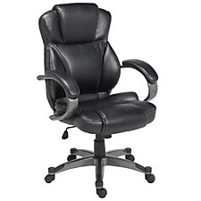 Galena Bonded Leather Executive Chair, CH51248