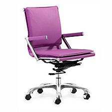 Lider Plus Vinyl Desk Chair, CH04963