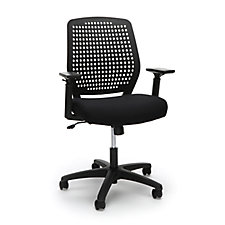Plastic Back Task Chair, CH52025