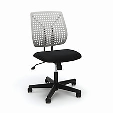 Armless Plastic Back Task Chair, CH52024