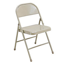 All Steel Folding Chair, CH01076