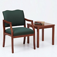 Spencer Guest Chair and End Table Set, CH03282