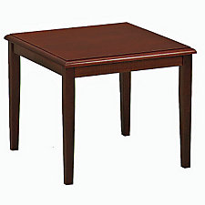Weston Solid Wood End Table, CH02947