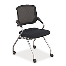 Mesh-Back Nesting Chair, CH50836