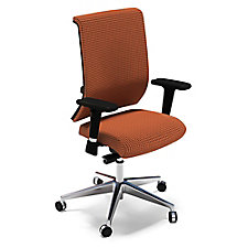Commute Fabric Task Chair with Chrome Frame, CH50680