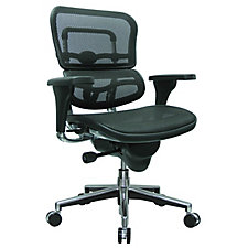 Ergohuman Mesh High Back Ergonomic Chair, CH02908