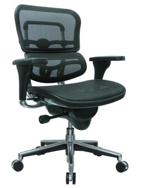 Ergohuman Mesh High Back Ergonomic Chair Officechairs Com