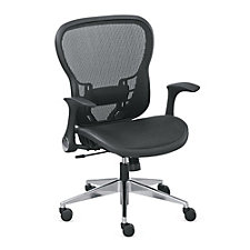 Mesh Computer Chair with Flip Arms, CH50853