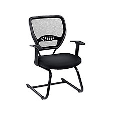 Contemporary Guest Chair with AirGrid Back, CH01826