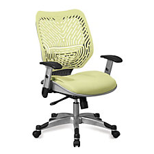 Revv Plastic and Mesh Ventilated Ergonomic Chair, CH03474
