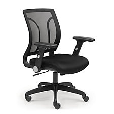 Memory Foam Seat Mesh Back Computer Chair, CH50520