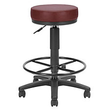 Vinyl Backless Drafting Stool, CH03620