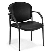 Vinyl Stack Chair, CH02449