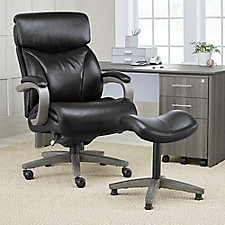 La-Z-Boy Revere Chair and Footrest, CH52329