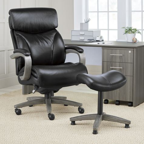 La Z Boy Revere Chair Wfootrest Officechairscom