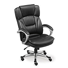 Omega Leather Executive Chair, CH52117