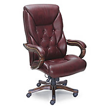 Traditional Standard Executive Chair in Leather, CH51450