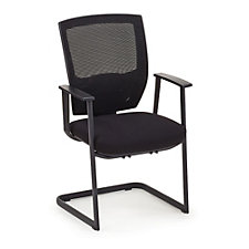 Set of Two Canteliver Side Chairs, CH50397