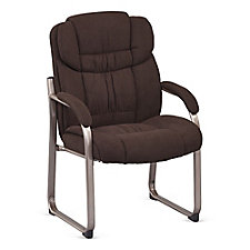 Fabric Guest Chair with Sled Base, CH51177