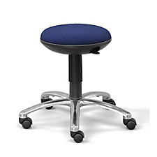 Fabric Stool with Memory Foam Seat, CH52442
