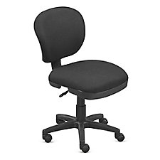 Compact Armless Task Chair , CH51240