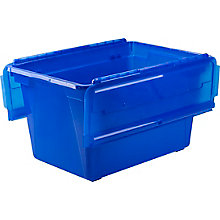 Set of Four 12 Gallon Storage Totes, 8823880