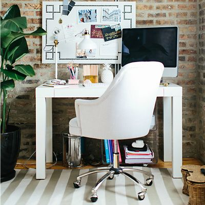 How to Make Your Home Office a Sanctuary