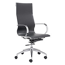 Glider High Back Office Chair, 8807146