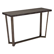 Brooklyn Console Table Gray Oa, 8807935