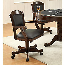 Arm Chair W/Casters, 8824911