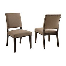 Side Chair with Nailhead Trim, 8825003