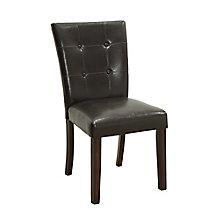 Vinyl Side Chair, 8825009