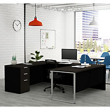 Pro Concept Plus Reversible U-Desk, 8827186
