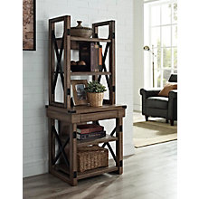 "Wildwood Five Shelf Bookcase with Drawer - 56.5""H, 8807680"