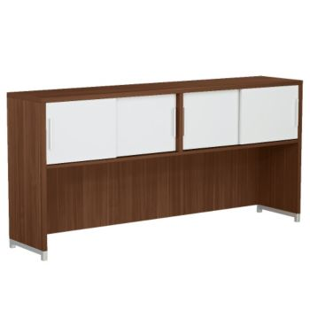 cabinets with doors hutch with four sliding doors nbf ahd7133 13177