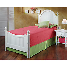 Post Bed Set - Full - w/Rails, 8819065