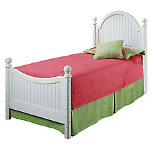 Post Bed Set - Twin - No Rails, 8819066