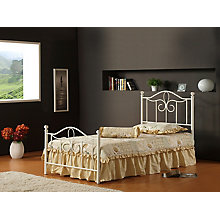 Metal Bed Set - Twin - w/Rails, 8819059