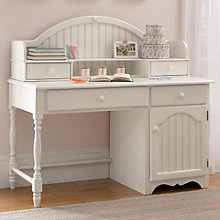 "Westfield Child's Desk with Hutch - 52""W, 8803945"