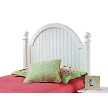 Post Headboard - Full - w/Rail, 8819070