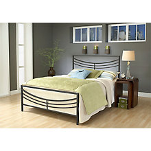 Bed Set - King - w/Rails, 8817835