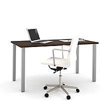 Table w/Metal Legs, 8813005