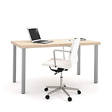 Table w/Metal Legs, 8813006