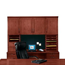 Deluxe Hutch without Moulding, DMI-713-625