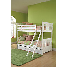 Bunk Bed - Twin - w/Storage Dr, 8817924